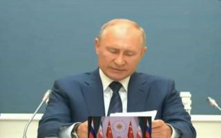 پوتین: روند آستانه به مسیر عادی سازی شرایط در سوریه کمک میکند