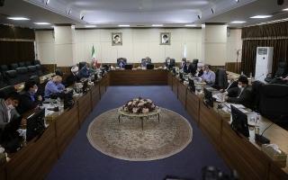 عملکرد وزارت صنعت معدن و تجارت در هیات عالی نظارت مجمع بررسی شد