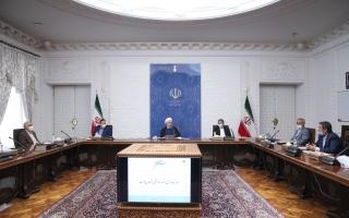 روحانی: توطئه دشمنان برای فروپاشی اقتصاد ایران به نتیجه نخواهد رسید