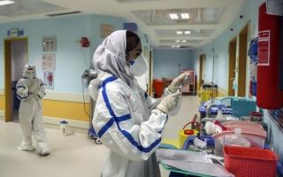دکتر لاری، سخنگوی وزارت بهداشت: در استان البرز 3 شهرستان در وضعیت قرمز قرار دارند.