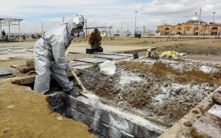 فوتیهای کرونا در البرز به ۷۷۰ نفر رسید/جان باختن ۱۳ نفر در ۲۴ ساعت گذشته