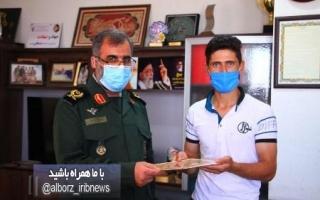 سپاه، حامی خانواده ۶ قلوهای البرزی