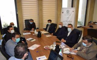 اعلام حمایت استاندار البرز از صندوق پژوهش و فناوری استان البرز