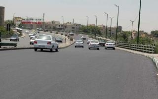 ۳۰۰۰ تن آسفالت صرف بهسازی پل سوم خرداد شد