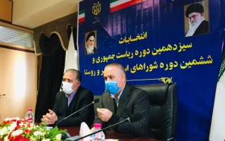 اعلام نتایج انتخابات ششمین دوره شورای شهرکرج تحت فشار سیاسی نبود