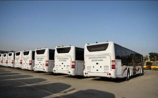 افزایش ۵۰ دستگاه اتوبوس به ناوگان عمومی کرج