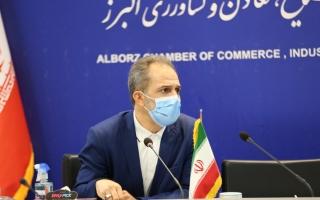 ارجاع 115 پرونده به اورژانس کسب و کار اتاق بازرگانی استان البرز