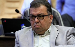 آسفالت معابر فرعی «خیابان قلم» روکش شد